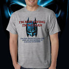 I'm Not saying I'm Batman... Fun T-Shirt Ideal Gift  Medium Large XL