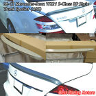DP Style Trunk Spoiler Wing (ABS) Fits 06-13 Mercedes-Benz W221 S-Class
