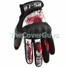 Jettribe PWC G-FORCE Riding Gloves Black/Red M-XL