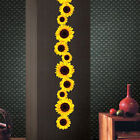 Sunflower Wall Stickers Kids Bedroom Living Room Removable Vinyl Decals Decor
