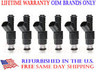 *Lifetime Warranty* Jeep Cherokee 4-Hole Upgrade Fuel Injector Set