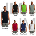 Men's Sport Tek ST352 Sleeveless Dri-Fit Workout T-Shirt S-4XL  image