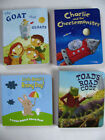 Board Books Story Young Children Kids Various Stories Lion Lamb Penguins Card BN