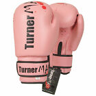 TurnerMAX Boxing Gloves Training Exercise Punch Sparring Martial Arts Muay Thai
