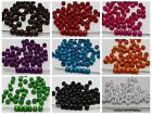 500 Pcs Round Wood Beads 8mm Wooden Beads Pick Your Colour