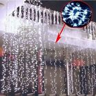 800 LED Christmas party Led Curtain decoration Lights String 8MX3M