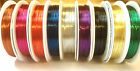Copper Wire, Tiara Jewellery Making, Beading, Wrapping, 0.4mm-1mm You Choose