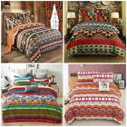 New 3PC Animal Beast Queen/Double Size Bed Quilt/Duvet/Doona Cover Set Polyester