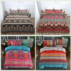 Tiger Wolf Duvet Doona Quilt Cover Set Queen/King Size Animal Bed Covers Linen