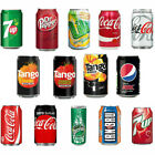 Lilt Fanta Dr Pepper Cherry Coke Pepsi Diet Coke Coca Cola Soda Cans 24x330ml £13.99  on eBay