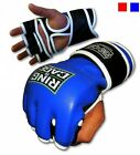 RING TO CAGE MMA Ultimate Combat Gloves-New!