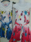 Girls Beautiful Butterfly Print Summer Sun Dress/ Outfit/ Party (2 Colours)