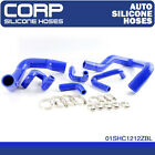 Silicone Radiator Hose Kit For 1986-1993 Mustang GT LX Cobra 5.0 Blue
