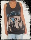 **Joy Division Unisex Vest** Singlet Tank-Top T-Shirt Sizes S M L XL