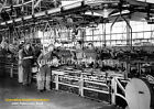 HOLDEN GREY MOTORS ASSEMBLY LINE A3 POSTER PICTURE PRINT PHOTO IMAGE