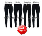 Ladies Trousers Work Smart Sizes 6 8 10 12 14 16  Skinny Bootleg Super Skinny