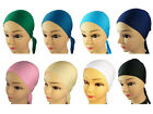 Stylish Under Scarf Bonnet Tie Back Cap for Hijab Head Scarf Chemo Hat