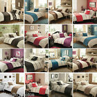 5pc Bed in a Bag Bedding Duvet Quilt Cover Set in 26 Designs, Double & King Size