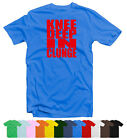 Knee Deep In Clunge Funny Inbetweeners T-Shirt by Smudged in 12 Colours