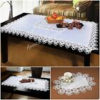 Amazing White Table Runner Tablecloth Dining Room Living Room Table Decorations
