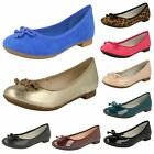 LADIES CLARKS CAROUSEL RIDE SLIP ON BALLERINA STYLE FLAT SHOES 100% LEATHER