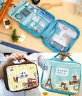 Travel Cosmetic Toiletry Organizer Pocket Hanging Zipper Bag_7321-Wash Up Pouch