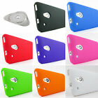for HTC One Mini Soft Silicone Gel Rubber Skin Phone Case Cover + PryTool