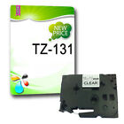 Compatible Label Tape TZ131 TZe131 12mm x 8m for P Touch