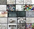 Design Your Own Jewellery Making Kit You Choose The Items! Wire, Beads, Findings