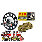 KART 110 Link DID 219 Chain and 219 Talon Premium Sprocket Offer FREE POSTAGE