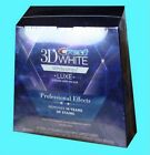 CREST 3D Professional Effects Pro White Strips Teeth Whitening Whitestrips