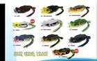 River2Sea Spittin' Wa 55 Topwater Frog - Choice of Colors