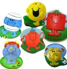 Mr Men & Little Miss Children's Cupboard and Cabinet Door Knobs Various designs