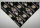 NFL Baltimore Ravens Dog Bandana Scarf – Slide over Collar –Size Small to XLarge $8.0 USD on eBay