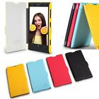 1020 2 NEW Nillkin Fresh Stand PU Leather Skin Flip Case Cover For Nokia Lumia
