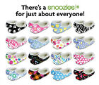 Snoozies Cozy Little Foot Coverings - Slippers - Fleece Lined - New Gifts