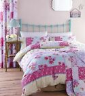 Catherine Lansfield Gypsy Patchwork Cotton Rich Bedding And Accessories
