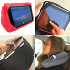 Stand Mutifuctionl iPad Pillow Cushion Multi Slot Design Comfort on the Go
