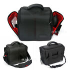 2 Sizes Choose Camera Bag Carry Case For Nikon Canon Sony SLR DSLR Lens 50D 550D