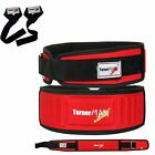 TurnerMAX Power Weightlifting Belts Fitness Exercise Body Building Back Support