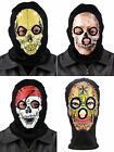 Extreme Balaclava with Full Skull Face Mask Long Neck Cosplay Party Masks