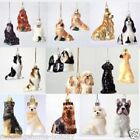C4499 Noble Gems Dog Ornament by Kurt Adler Choose Your Breed Christmas Holiday