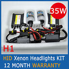HID CONVERSION KIT SLIM BALLAST H1 H3 H7 H11 9005 9006 D2S H4 6000K HEADLIGHTS