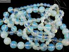 Natural White Opalite Gemstone Round Beads 15.5'' 2mm 4mm 6mm 8mm 10mm 12mm 14mm