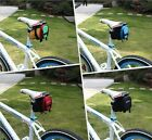 Roswheel Road Bike Cycling Saddle Bag MTB Seatpost Bag Fixed Gear Fixie New