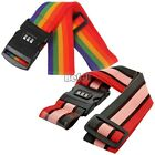 Belt Lock  Password Combination Luggage Strap Padlock Suitcase Secure Travel BF0