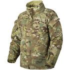 HELIKON WATERPROOF ECWCS JACKET US ARMY MENS PARKA MILITARY SMOCK MULTICAM CAMO