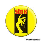Stax Records Logo Pin Button Badge Fridge Magnet (Soul Music)