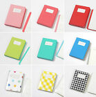 New Second Diary Ver.7 Undated Journal Planner Organizers + Deco Stickers