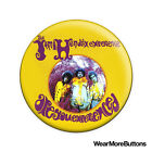 """Jimi Hendrix Experience """"Are You Experienced?"""" Pin Button Badge Fridge Magnet"""